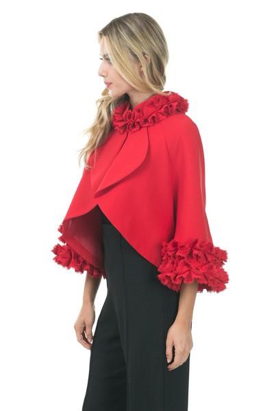 Red Olivia Jacket 3