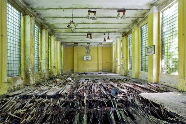camp militaire allemand photographie par julien cresp