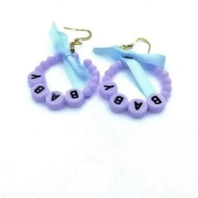 little baby earrings