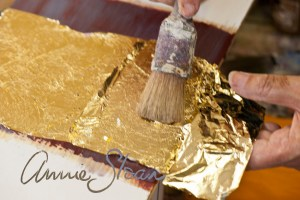 Chalk Paint® – Foil and Frames Demo