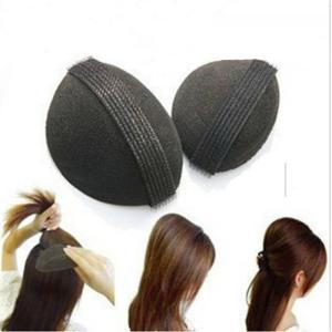 2pcs Sponge Hair Maker Styling Twist Magic Bun Hair Base Bump Styling Insert Tool Volume Headwear LB - ShopeeBazar
