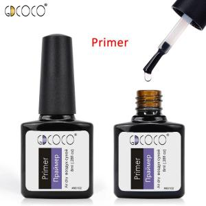 2018 New Arrival Primer Gel Varnish Soak Off UV LED Gel Nail Polish Base Coat No Wipe Top Color Gel Polish - ShopeeBazar
