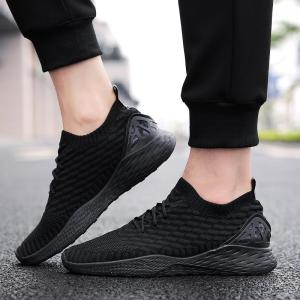 Breathable Men Sneakers High Quality Comfortable Non-slip Shoes - ShopeeBazar