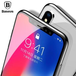 0.3mm Screen Protector Tempered Glass For iPhone X 10 - ShopeeBazar