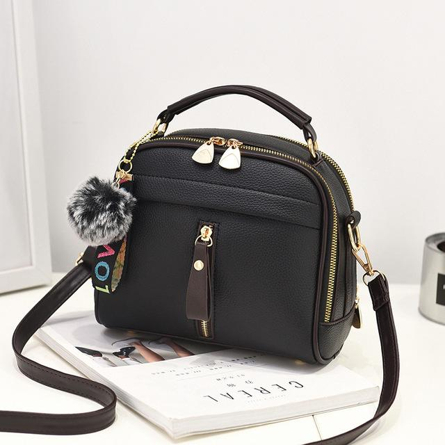 Women 2018 Handbag Shoulder Bag Female Leather Flap Women