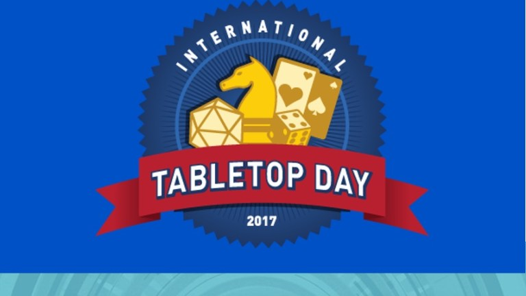 Tabletop Day and Free Comics!