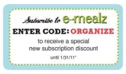 e-mealz coupon