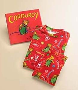 Corduroy PJ & Book Set - Gifts for kids - #giftguide