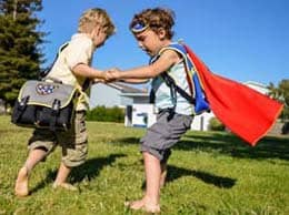 SuperMe Cape Backpack - Gifts for Kids - #ffgiftguide