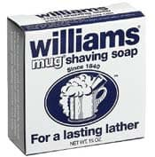 Williams Mug Shaving Soap - Stocking Stuffers for Men - FantabulouslyFrugal.com 2012 Holiday Gift Guide - #giftguide #stockingstuffers