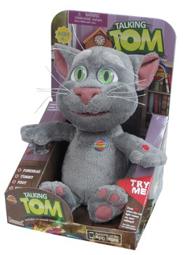 Talking Tom - Gifts for Kids - #ffgiftguide