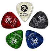 guitar picks - Stocking Stuffers for Men - FantabulouslyFrugal.com 2012 Holiday Gift Guide - #giftguide #stockingstuffers