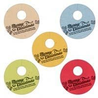 Seed Paper Wine Tags
