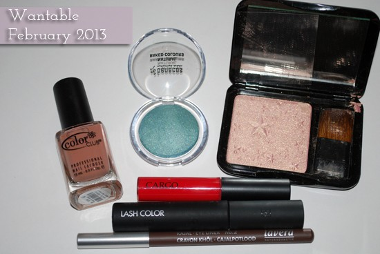 Wantable - the makeup subscription box