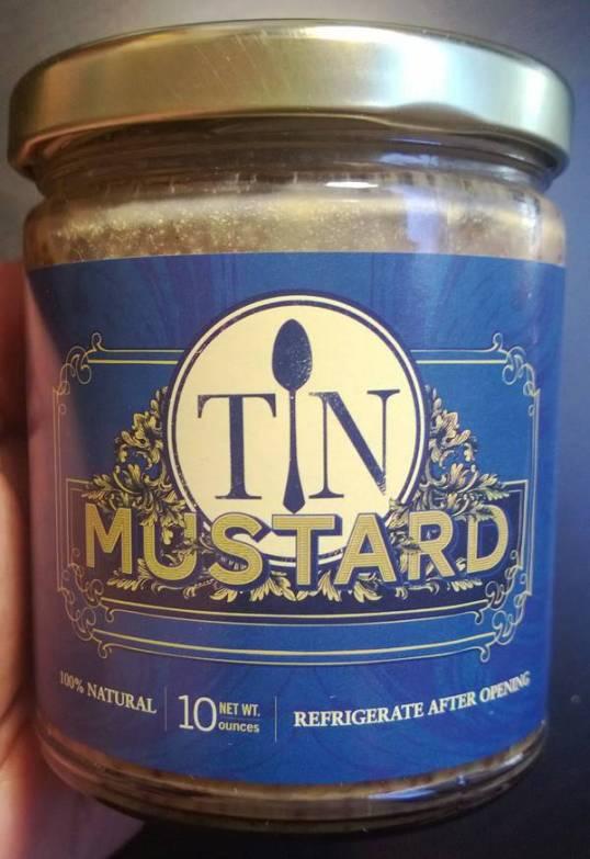 Tin Mustard