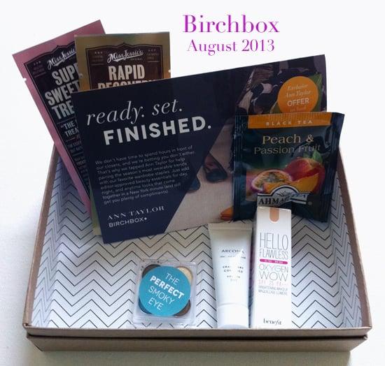Birchbox - August 2013