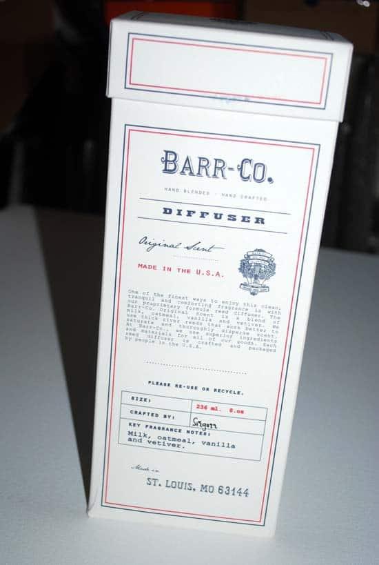 Barr-Co Scent Diffuser