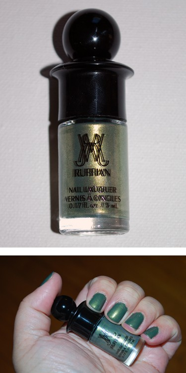 Ruffian Nail Polish in Hedge Fund
