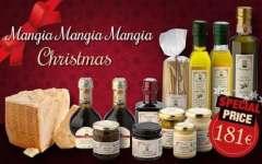 2013 Holiday Gift Guide: Mangia Mangia Italian Gift Set