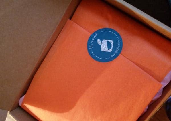 Orange Glad Subscription Box