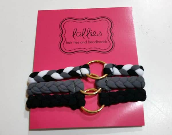 Lollies Basics Hair Ties
