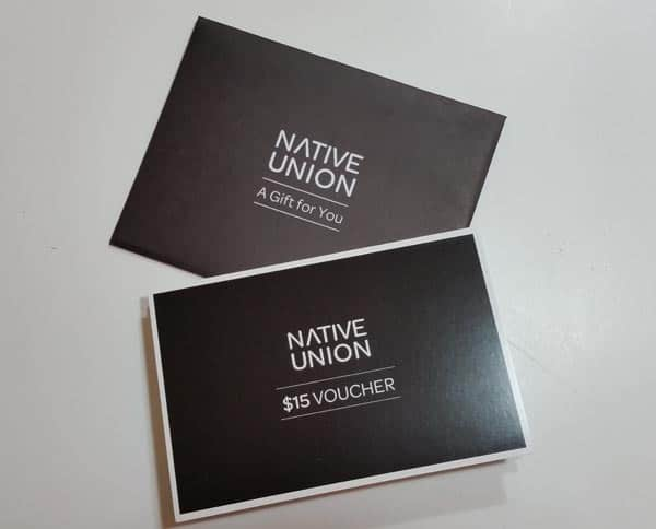 Native Union Gift Card