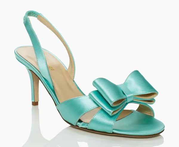 10 Pairs of Tiffany Blue Wedding Shoes - Shop Girl Daily