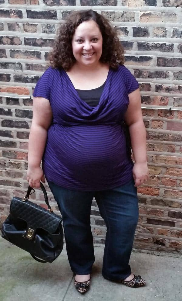 Plus Size Maternity Style: Maternity Jeans - Shop Girl Daily