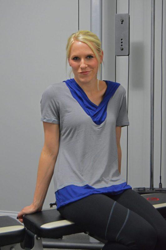 Wantable Fitness Review: Malibu Hoodie