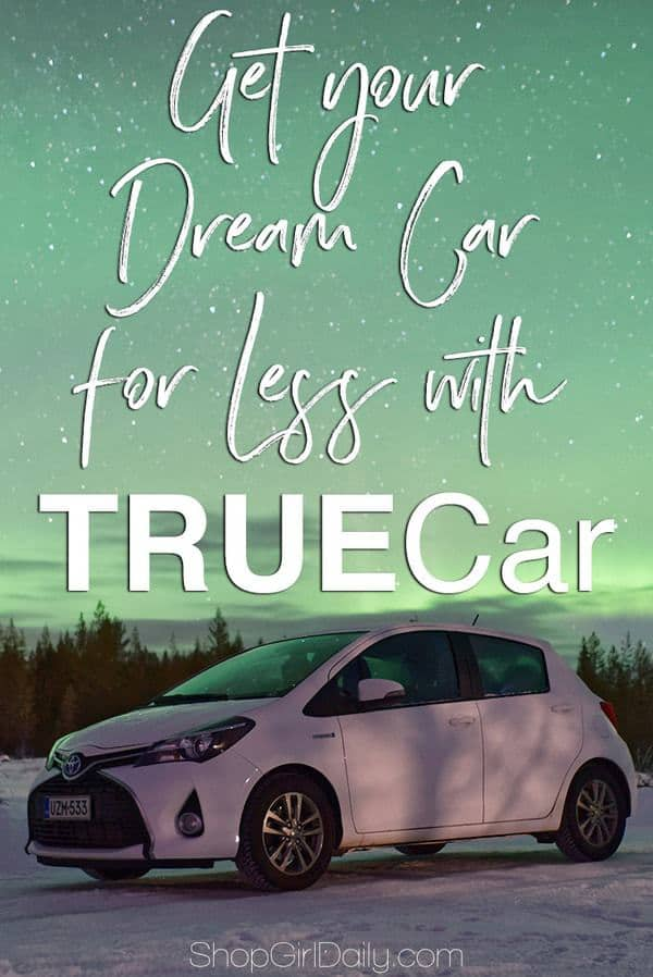 Car shopping doesn't have to be a hassle! Here's how to get your dream car for less with TrueCar (a free service)!