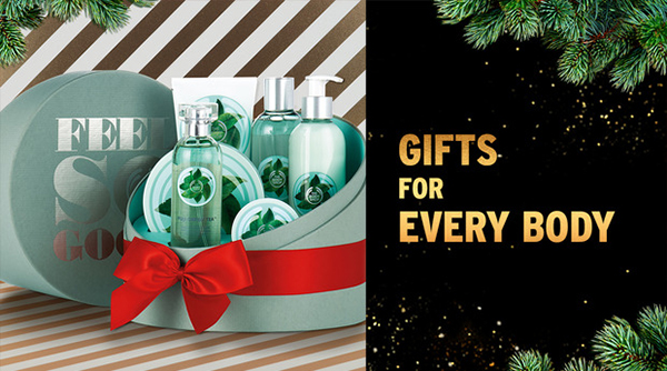 The Body Shop Discount at Gilt City
