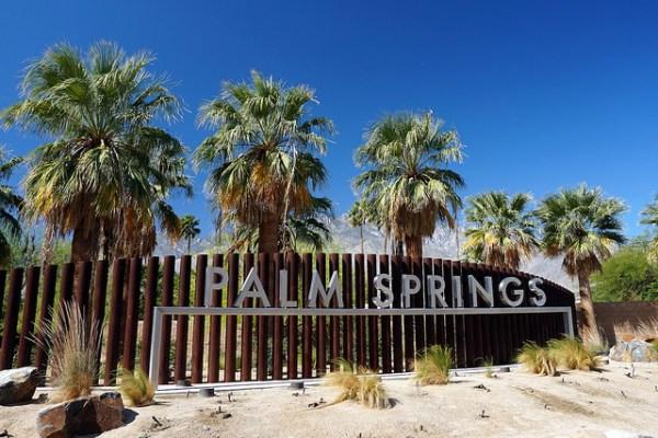 Palm Springs Image via Matt Kieffer