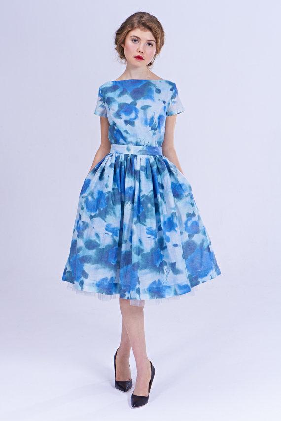 Prom Dress from Mrs. Pomeranz