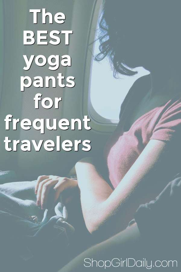 Whether you travel frequently or are just looking for awesome athleisure clothing, I cannot more highly recommend the travel yoga pants from BetaBrand.