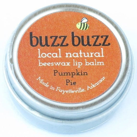 Pumpkin Pie Lip Balm