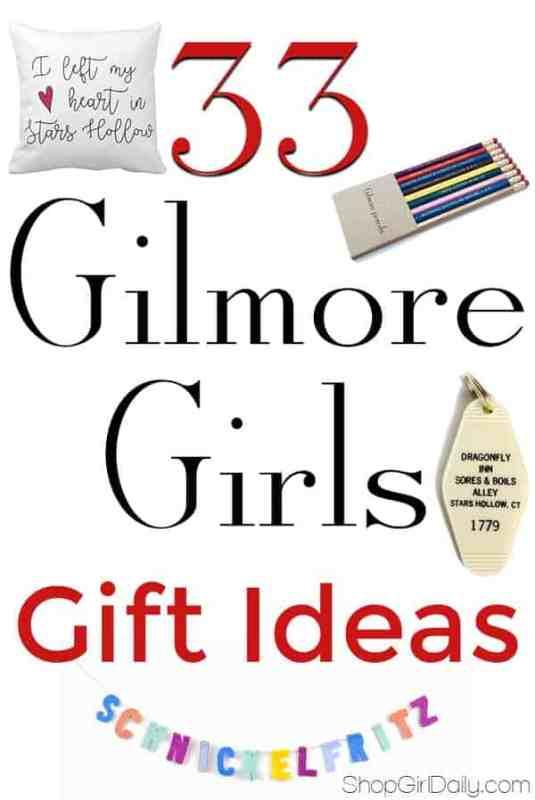 Gilmore Girls Gift Ideas | ShopGirlDaily.com