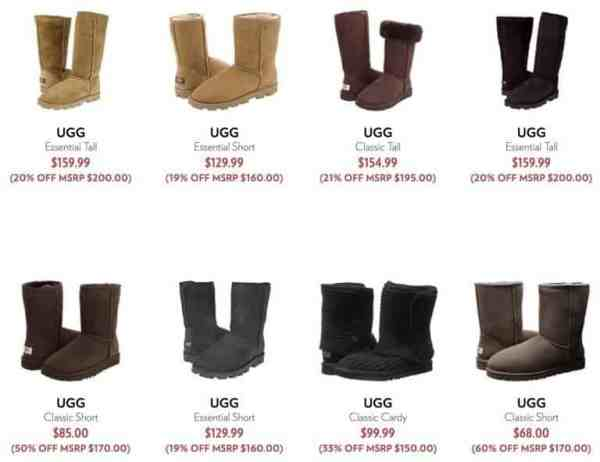 UGG Sale at 6pm.com