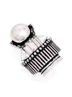 Pearl Voyager Ring from BaubleBar