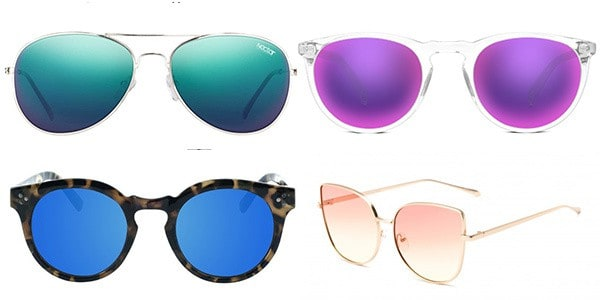 Spring 2017 Trends: Tinted Sunglasses