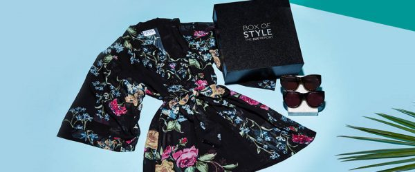 Summer Box of Style from Zoe Report