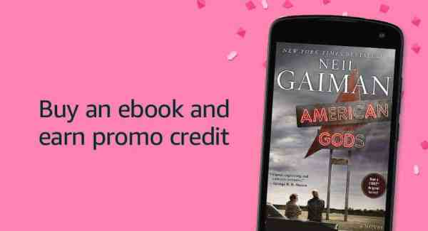 Save on your next Kindle book