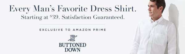 Buttoned Down: Dress Shirts for Men