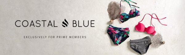 Coastal Blue: Swimwear from Amazon