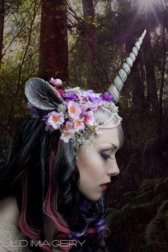 Unicorn Headdress
