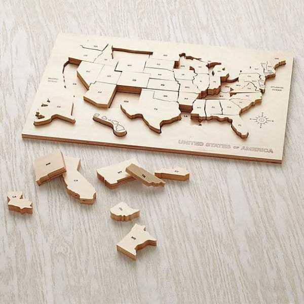My Puzzle Tis of Thee from Land of Nod