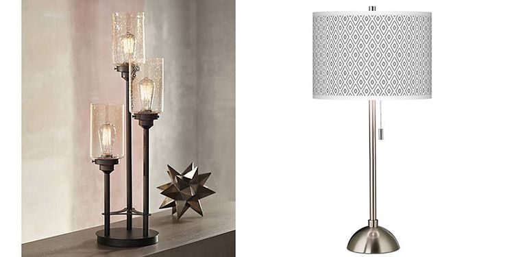 Table Lamps from Lamps Plus