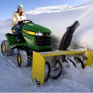 John Deere 44inch Snow Blower SKU23045
