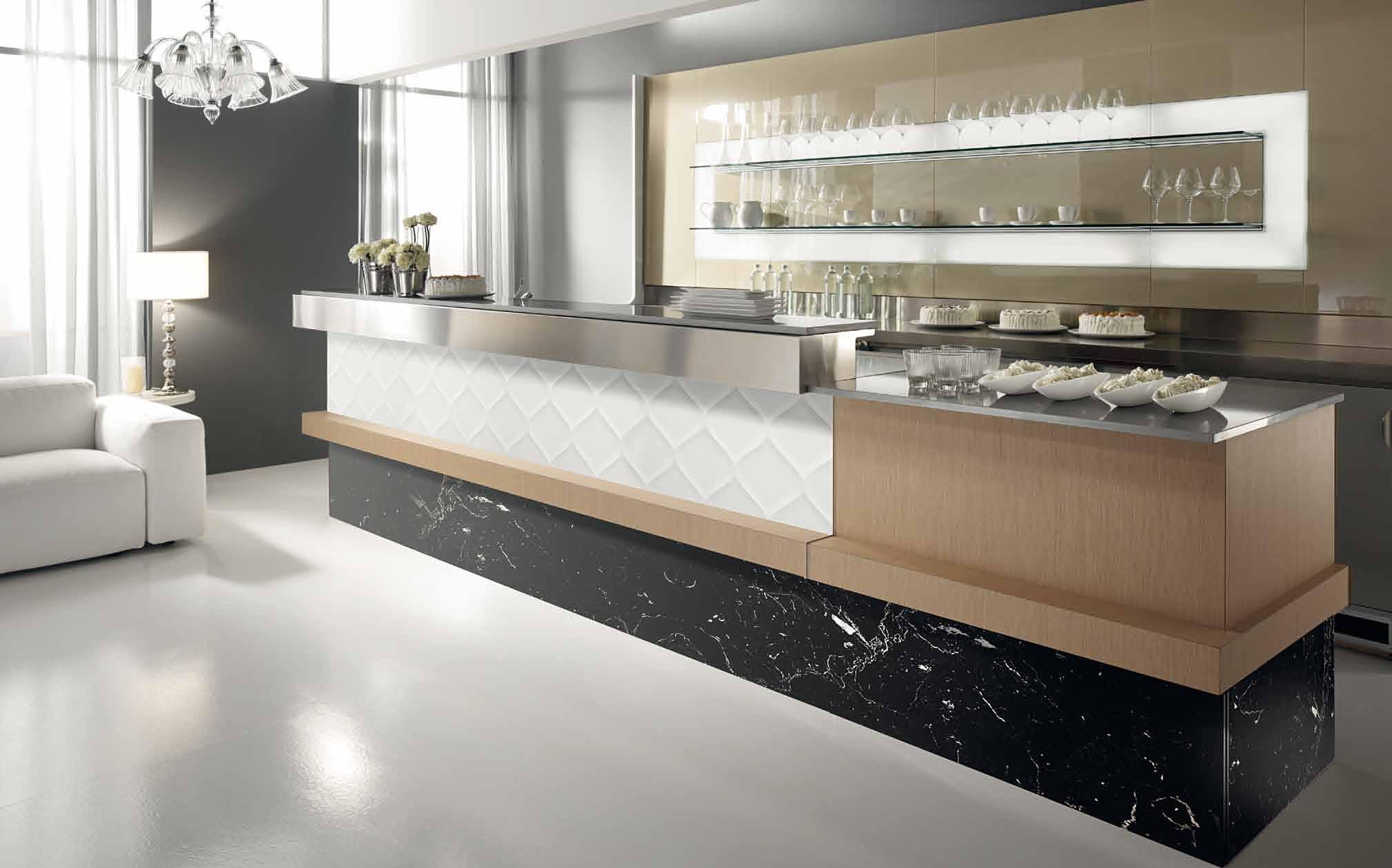 Scopri come rendere alla moda il tuo ristorante e bar con gli stili che faranno. Banchi Bar Roma