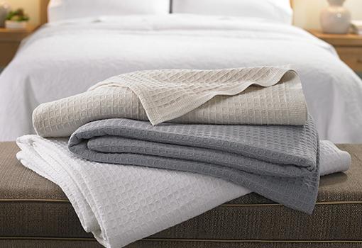 Cotton Thermal Blanket Shop Hampton Inn Hotels