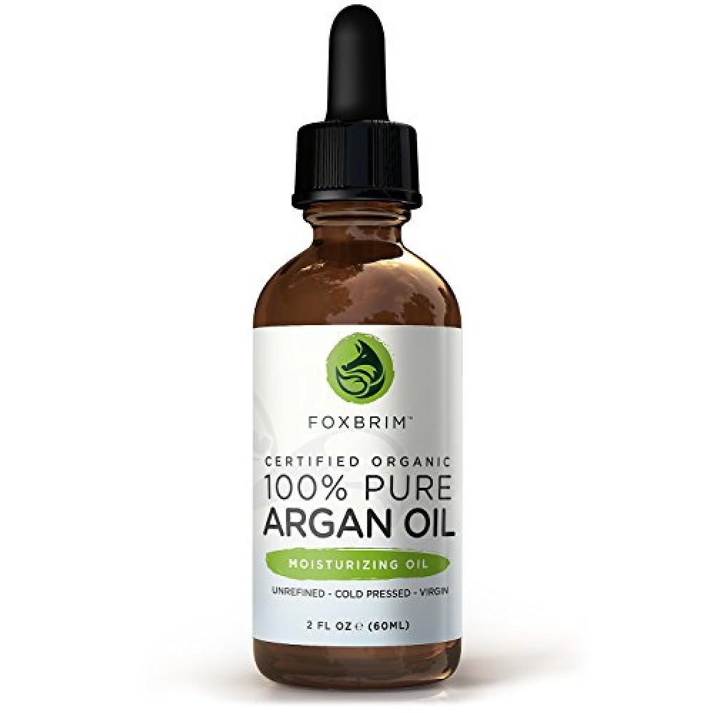 Buy BEST ORGANIC Argan Oil For Hair Face Skin And Nails